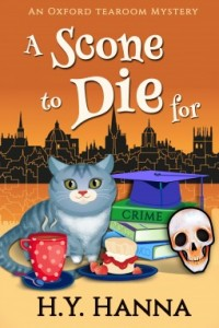Review of A Scone to Die For ~Blog Tour
