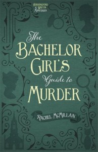 Bachlor's girls guide to murder