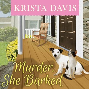 Audiobook review of Murder, She Barked