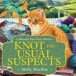 Audiobook review of Knot Usual Suspects
