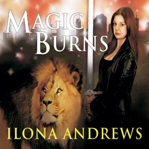 Two Bloggers One Series ~ Magic Burns