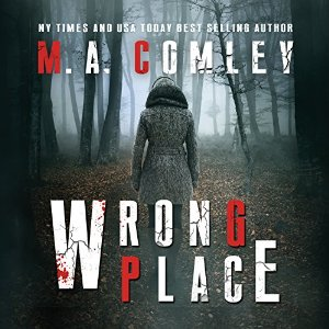 Audiobook review of Wrong Place