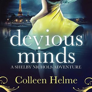 Audiobook review of Devious Minds