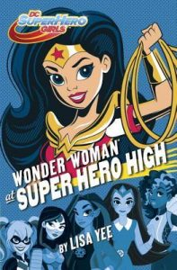 Wonder Woman Super Hero High