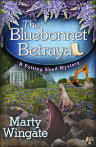 Review of Bluebonnet Betrayal