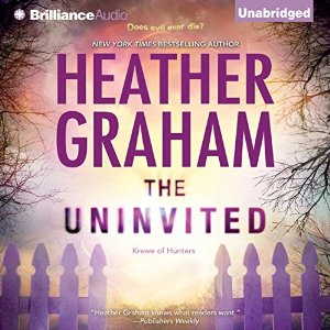 Audiobook review of The Uninvited