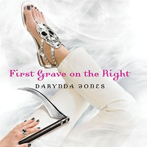 Audiobook review of First Grave on the Right