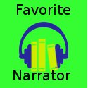 favorite narrator icon