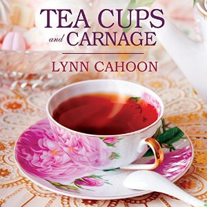 Audiobook review of Tea Cups and Carnage