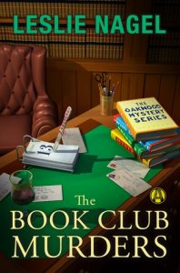 Review of The Book Club Murders ~ Blog Tour