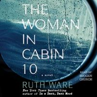 Audiobook review of The Woman in Cabin 10