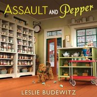 Audiobook review of Assault and Pepper