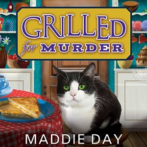 Audiobook review of Grilled for Murder