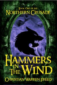 hammer in the wind