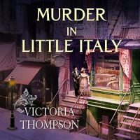 Audiobook review of Murder in Little Italy