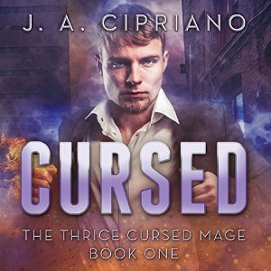 Audiobook review of Cursed