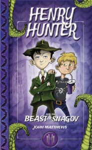 Review of Henry Hunter and the Beast of Snagov