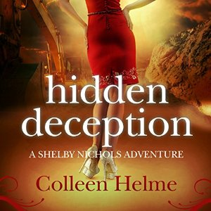 Audiobook review of Hidden Deception