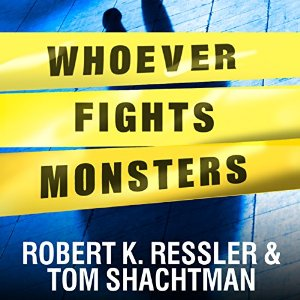 Audiobook review of Whoever Fights Monsters