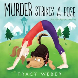 Audiobook review of Murder Strikes a Pose