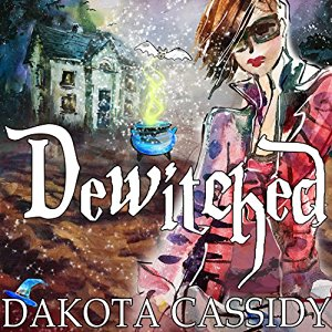 Audiobook review of Dewitched and The Old Witcheroo