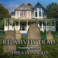 Audiobook review of Relatively Dead