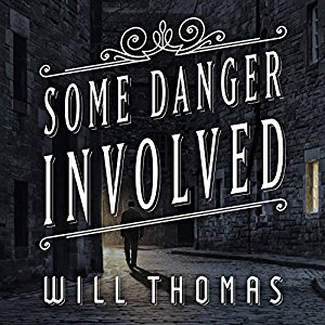 Audiobook review of Some Danger Involved