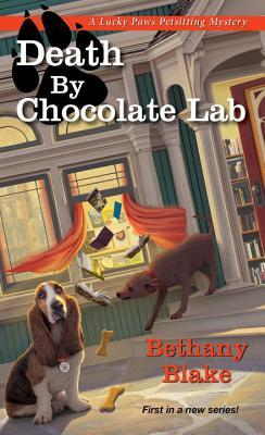 Two bloggers, One Book~Review of Death by Chocolate Lab