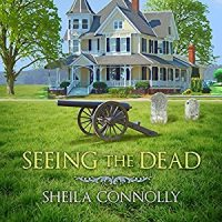 Audiobook review of Seeing the Dead