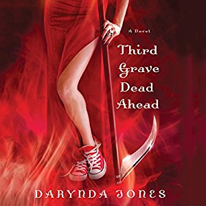 Audiobook review of Third Grave Dead Ahead