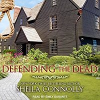 Audiobook review of Defending the Dead