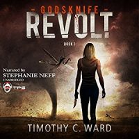 Audiobook review of Revolt: Godsknife