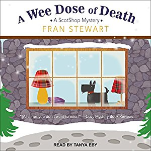 Audiobook review of A Wee Dose of Death