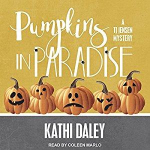 Audiobook review of Pumpkins in Paradise