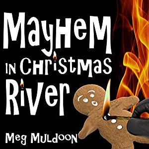 Audiobook review of Mayhem in Christmas River