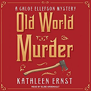 Audiobook review of Old World Murder