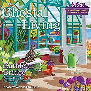 Audiobook review of Ghostal Living
