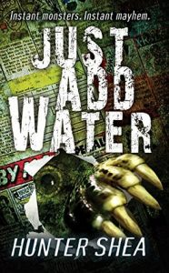 Review of Just Add Water ~Two Bloggers, One Book