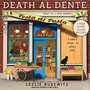 Audiobook review of Death Al Dente