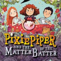 Review of Pixie Piper and the Matter of the Batter