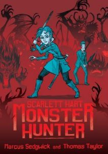 Review of Scarlett Hart: Monster Hunter