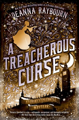 Review of A Treacherous Curse ~Two Bloggers, One Book
