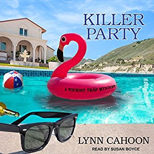 Audiobook review of Killer Party