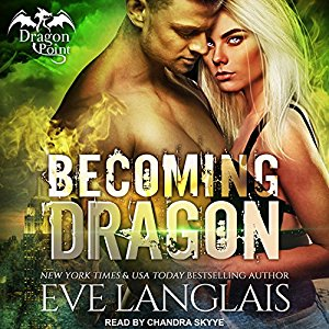 Audiobook review of Becoming Dragon