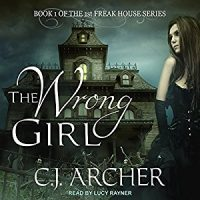 Audiobook review of The Wrong Girl