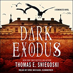 Audiobook review of Dark Exodus