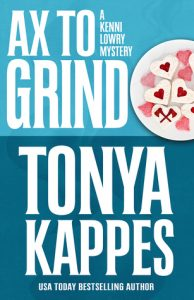 Review of Ax to Grind ~Blog Tour