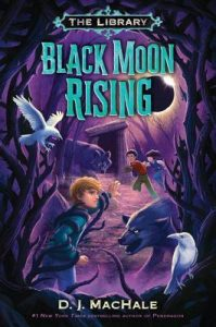 Review of Black Moon Rising ~Blog Tour