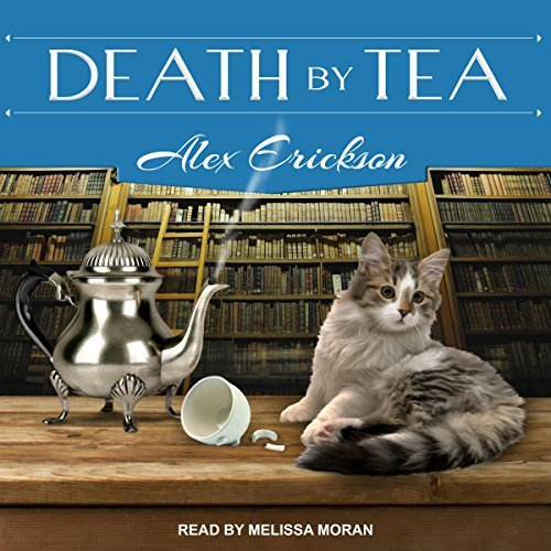 Death by Tea by Alex Erickson