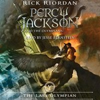 Audiobook review of The Last Olympian